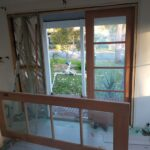 french door almost finished