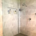 tiles and shower screen